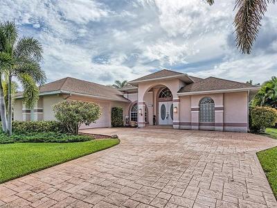 Cape Coral, Matlacha Single Family Home For Sale: 5607 Coronado Ct