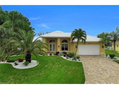 Cape Coral, Matlacha, North Fort Myers Single Family Home For Sale: 2800 SW 39th St