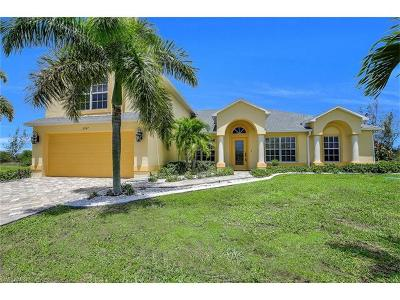 Cape Coral Single Family Home Pending With Contingencies: 2847 NW 46th Pl