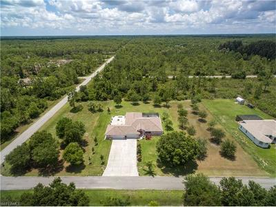 Lehigh Acres Single Family Home For Sale: 203 Irving Ave