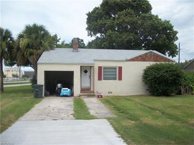 Clewiston Single Family Home For Sale: 443 W Pasadena Ave