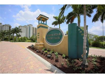 North Star Yacht Club Condo/Townhouse For Sale: 3426 Hancock Bridge Pky #507