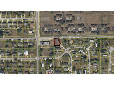 Clewiston Residential Lots & Land For Sale: 911 Virginia Ave