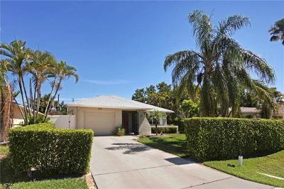 Naples Single Family Home For Sale: 575 97th Ave N