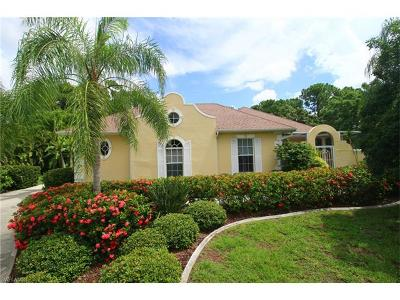 Cape Coral Single Family Home For Sale: 847 SW 19th Ln