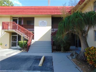 Lehigh Acres Condo/Townhouse For Sale: 1380 Archer St #2