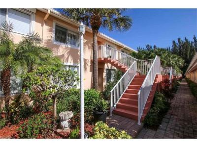 Collier County Condo/Townhouse For Sale: 2390 Bayou Ln #8