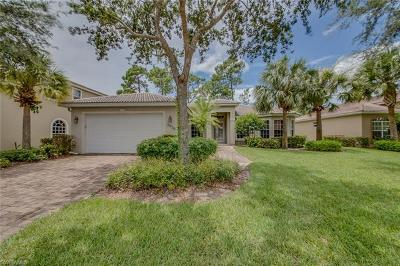 Naples Single Family Home For Sale: 3915 Aurora Ct