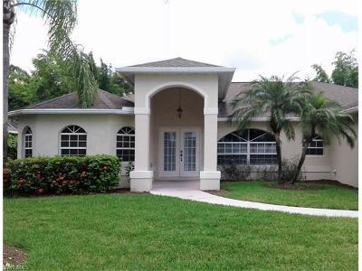 Estero Single Family Home For Sale: 23447 Olde Meadowbrook Cir