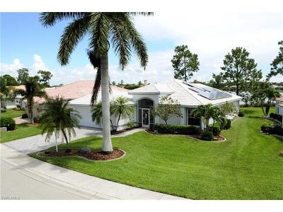North Fort Myers Single Family Home For Sale: 2291 Palo Duro Blvd