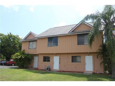 Cape Coral Multi Family Home For Sale: 4318 SE 5th Ave #B1