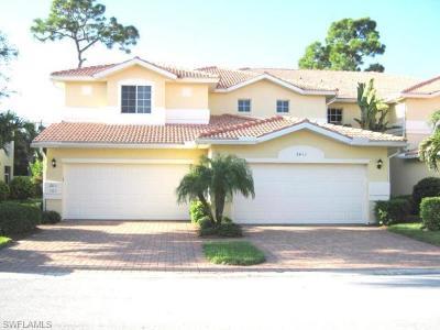 Estero Condo/Townhouse For Sale: 3411 Morning Lake Dr #201