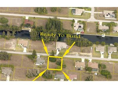 Cape Coral Residential Lots & Land For Sale: 1728 SW 2nd Ter