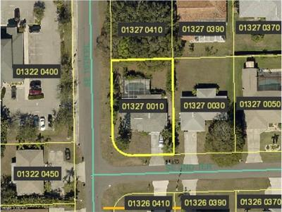 Cape Coral Single Family Home For Sale: 1617 SE 2 Ter