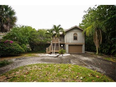 Bokeelia, Cape Coral, Captiva, Fort Myers, Fort Myers Beach, Matlacha, Sanibel, St. James City, Upper Captiva Single Family Home For Sale: 1102 Harbor Cottage Ct