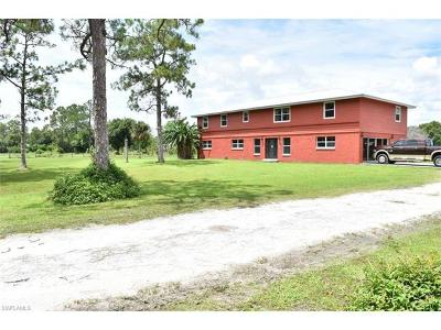 Fort Myers Single Family Home For Sale: 6910 Neal Rd