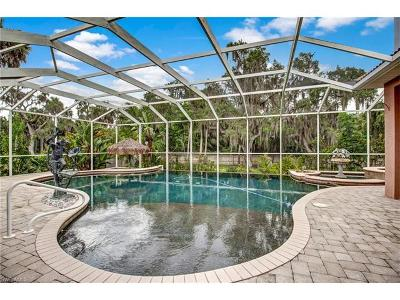 North Fort Myers Single Family Home For Sale: 12800 Treeline Ct