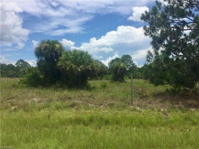 Hendry County Residential Lots & Land For Sale: 865 S Willow St