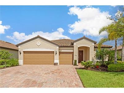 Estero Single Family Home For Sale: 20406 Black Tree Ln