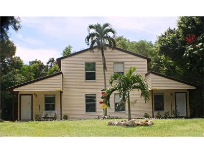 St. James City, Saint James City, Matlacha, Bokeelia Multi Family Home For Sale: 5117/5119 Birdsong Ln