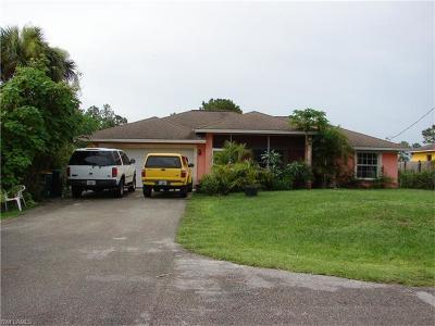 Naples Single Family Home For Sale: 3725 37th Ave NE