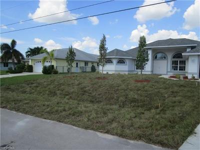 Cape Coral Single Family Home For Sale: 1921 SE 12th St