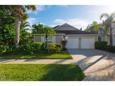 Naples Single Family Home For Sale: 1009 Silverstrand Dr