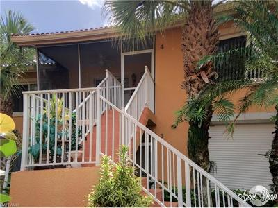 Naples Condo/Townhouse For Sale: 1705 Windy Pines Dr #1604