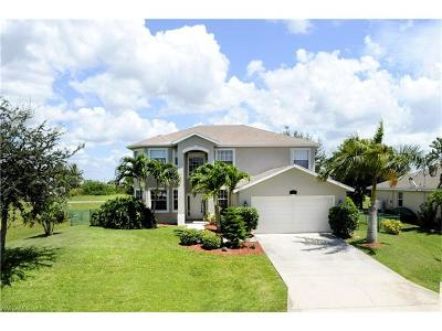Cape Coral Single Family Home For Sale: 1233 NW 35th Pl