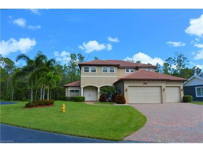 Fort Myers Single Family Home For Sale: 11390 Salix Ct