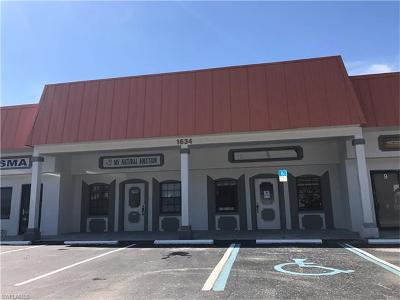 Cape Coral Commercial For Sale: 1634 SE 47th St #10