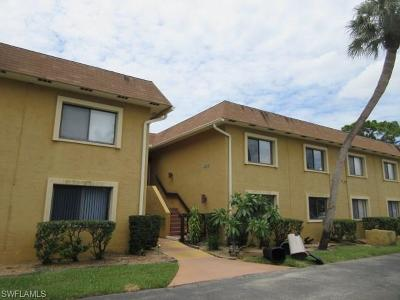 North Fort Myers Condo/Townhouse For Sale: 4732 Orange Grove Blvd #2