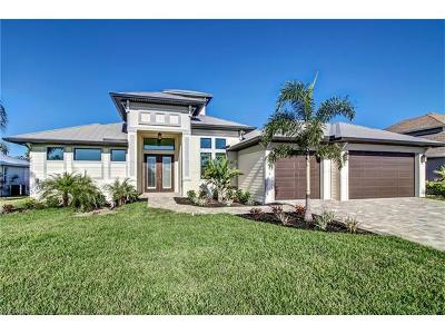 Cape Coral Single Family Home For Sale: 5311 SW 22nd Pl