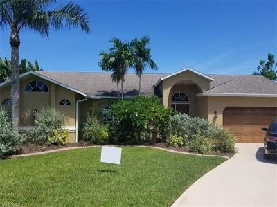 Single Family Home For Sale: 16011 Harbour Palms Dr