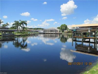 Fort Myers Single Family Home For Sale: 13407 Marquette Blvd