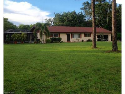Naples Single Family Home For Sale: 23 Center St