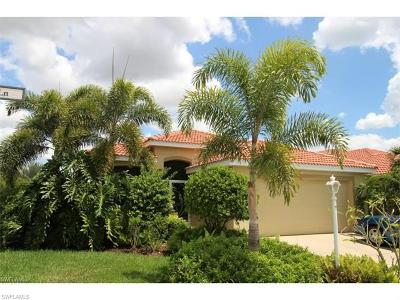 North Fort Myers Single Family Home For Sale: 20870 Kaidon Ln
