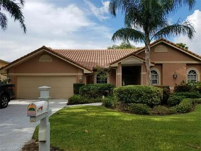 Fort Myers Single Family Home For Sale: 8741 Banyan Cove Cir