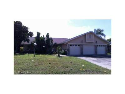 Cape Coral, Matlacha Single Family Home For Sale: 909 SE 23rd Ave