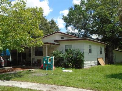 Fort Myers Multi Family Home For Sale: 429 Fairfax Dr