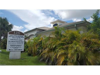 Cape Coral Commercial For Sale: 126 Del Prado Blvd N #106