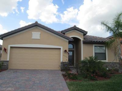 Fort Myers Single Family Home For Sale: 2756 Via Piazza Loop