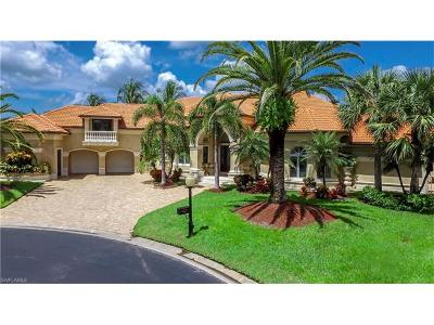 Fort Myers Single Family Home For Sale: 11250 Marblehead Manor Ct