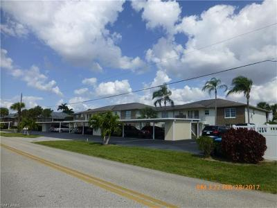 Cape Coral Condo/Townhouse For Sale: 4631 SE 5th Ave #205