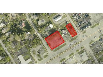 Fort Myers Commercial Lots & Land For Sale: 4813 Palm Beach Blvd