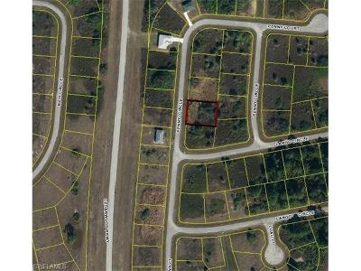 Hendry County Residential Lots & Land For Sale: 9018 Penny Cir