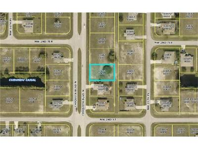 Residential Lots & Land For Sale: 209 Chiquita Blvd N
