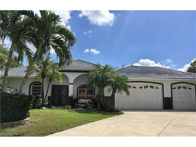 Cape Coral, Matlacha Single Family Home For Sale: 2300 SW 52nd Ln