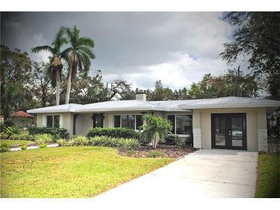Single Family Home For Sale: 1546 Del Rio Dr