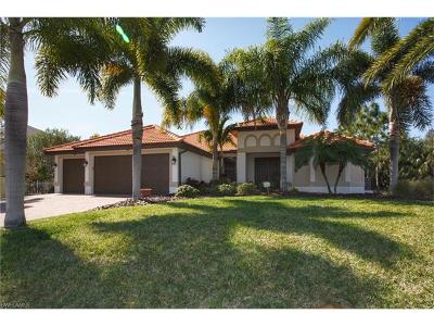 Cape Coral Single Family Home For Sale: 1506 NW 37th Pl